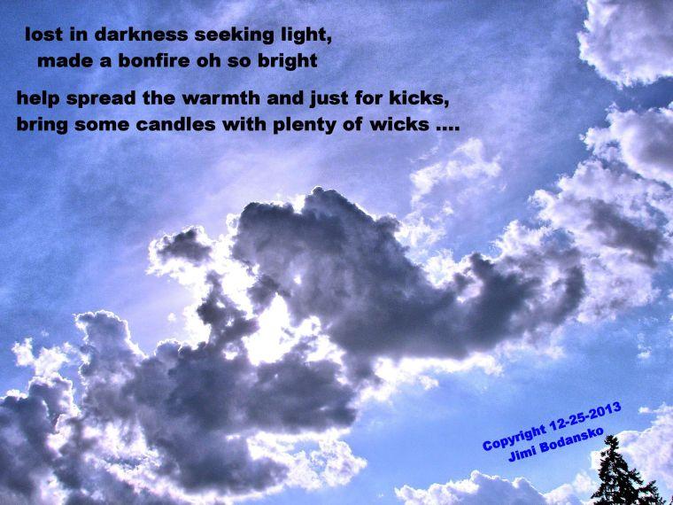light ....