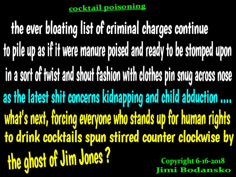 cocktail poisoning 12