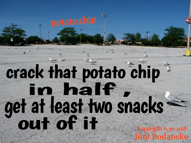potato chip xxx